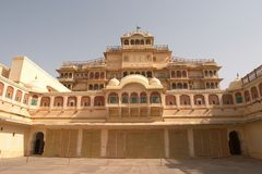 Palais de ville, Jaipur Image stock