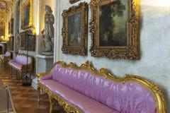 Palais de visite de Sanssouci photos libres de droits