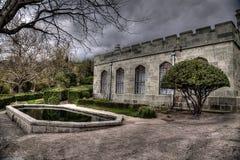 Palais de Vorontsov en Crimée photo stock