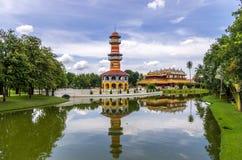 Palais de Wehart Chamrunt (lumière merveilleuse), dans le copain royal de douleur de coup Photos libres de droits