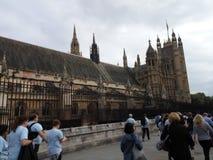Palais de Westminster Image libre de droits
