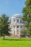 Palais de Yelagin à St Petersburg, Russie Photos stock