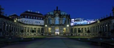 Palais de Zwinger Der Dresdner Zwinger à Dresde photos stock