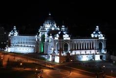 Palais des agriculteurs (ministère d'environnement et d'agriculture) à Kazan Photographie stock