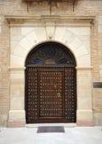 Palais des comptes de Santa Ana à Lucena, province de Cordoue, Espagne photographie stock libre de droits