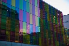Palais des Congrés de Montreal, convention center zdjęcia stock