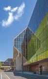 The Palais des congrès de Montréal Royalty Free Stock Photo