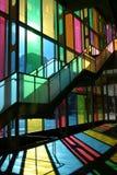 Palais des congres, Μόντρεαλ Στοκ Εικόνες