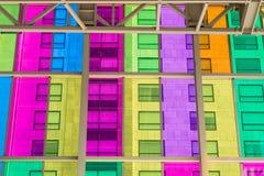 Palais des congres de Montreal Royalty Free Stock Photos