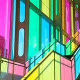 Palais des congres de Montreal Royalty Free Stock Photo