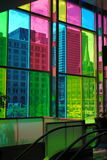 Palais des congres de Montreal Royalty Free Stock Photo