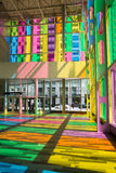 Palais des congres de Montreal Royalty Free Stock Images