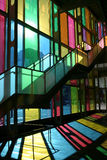 Palais des congres, Montreal Stock Foto