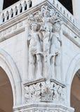 Palais des Doges, Venise images stock