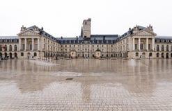 Palais des ducs dans des Frances de Dijon photographie stock