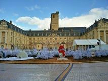 Palais Des Ducs Dijon Zdjęcie Stock