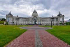 Palais des fermiers à Kazan Image stock