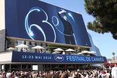Palais DES-Festivals Stockfotos
