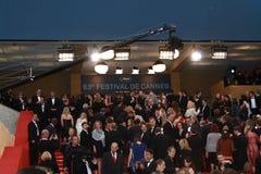 Palais des Festivals stock afbeelding