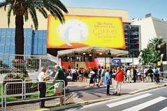 Palais des Festivals 1999 Stock Photo