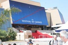 Palais DES-Festivals 2005 Stockbilder