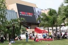 Palais des Festivals 2009 Stock Foto