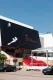 Palais DES-Festivals in Cannes Stockbild
