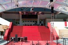 Palais DES-Festivals in Cannes Stockfoto