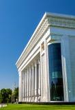 Palais des forum internationaux et du x27 ; Uzbekistan& x27 ; sur Amir Temur Square à Tashkent Images libres de droits