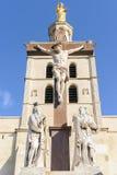 Palais des Papes, Avignon Stock Photography