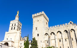Palais des Papes, Avignon Stock Photography