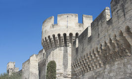 Palais des Papes, Avignon, France Royalty Free Stock Image
