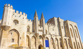 The Palais des Papes, Avignon Stock Images