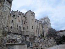 Palais des Papes, Avignon, France Stock Photography
