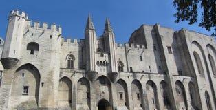 Palais DES Papes, Avignon, Frankreich Lizenzfreie Stockfotografie