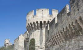 Palais DES Papes, Avignon, Frankreich Lizenzfreies Stockbild
