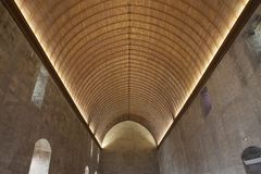 Palais des Papes, Avignon, Provence, France Royalty Free Stock Photography
