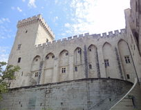Papal Palace, Avignon Royalty Free Stock Image