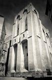 Palais des Papes w Avignon, Francja Zdjęcie Stock