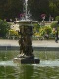 Palais du卢森堡& x28; Paris& x29; 免版税库存图片
