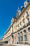 Palais du Коммерция, историческое здание в Ренне, Франции стоковые изображения