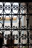 Palais du Bahia Images stock