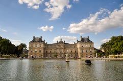 Palais du Lussemburgo Fotografia Stock Libera da Diritti
