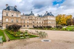 Palais du Luxembourg Stock Image