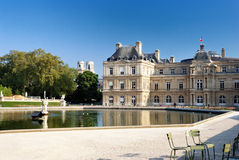 Free Palais Du Luxembourg, Paris Royalty Free Stock Photo - 27040425
