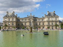 Palais du Luxembourg, Paris ( France ) Stock Photography