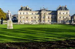 Palais du Luxembourg. Paris. France. Stock Photography