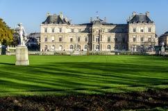 Palais du Luxemburgo. Paris. França. fotografia de stock