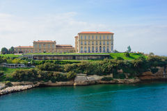 Palais du Pharo. A palace in Marseilles, France Royalty Free Stock Images