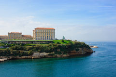 Palais du Pharo. A palace in Marseilles, France Stock Photography